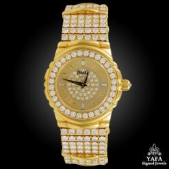 PIAGET Tanagra 25mm Diamond Watch