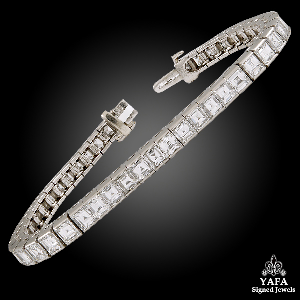 Yafa Signed Jewels specializes in Vintage Signed Jewelry pieces with such names as Cartier, Van Cleef & Arpels, HW
