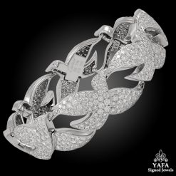 CARTIER Diamond Dove Bracelet