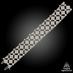 CARTIER Diamond Bracelet