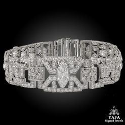Art Deco Diamond Bracelet