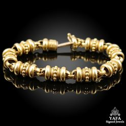 Kieselstein Yellow Gold Bracelet