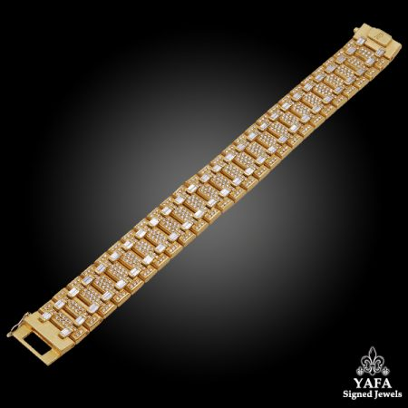 AUDEMARS PIGUET Diamond Bracelet