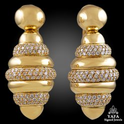 De GRISOGONO Diamond Earrings