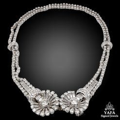 Circa 1950s Diamond Necklace