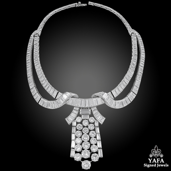 BOUCHERON Diamond Necklace