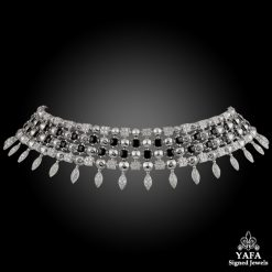 BULGARI Diamond Choker Necklace