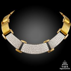 DAVID WEBB Diamond Necklace