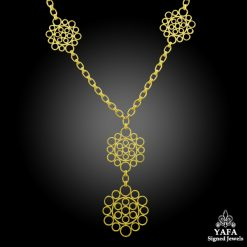 BUCCELLATI Maria Gold Necklace