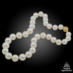 Diamond,South Sea Pearl Necklace