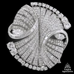 BOUCHERON Diamond Double Clips