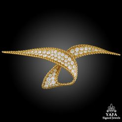 STERLE Paris Diamond Brooch