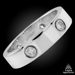 CARTIER Diamond Love Ring