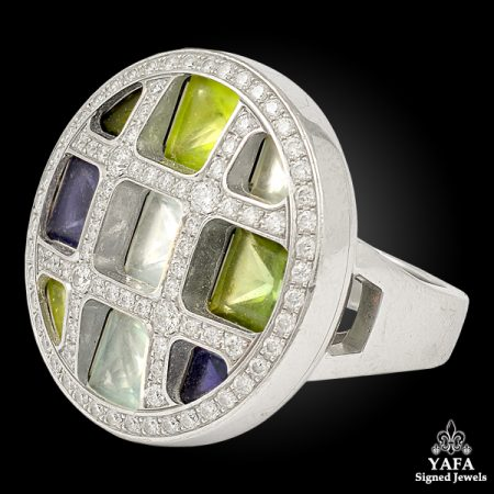 CARTIER Diamond, Semi-Precious Stones Ring-view2