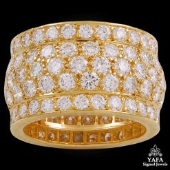 CARTIER Diamond Wedding Band