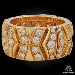 CARTIER Diamond Rivoli Ring