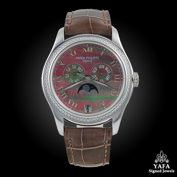 PATEK PHILIPPE Diamond,Pearl Watch