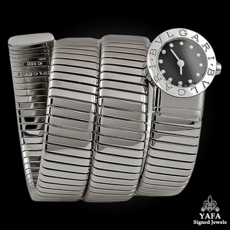 BULGARI Diamond Serpenti Tubogas Watch