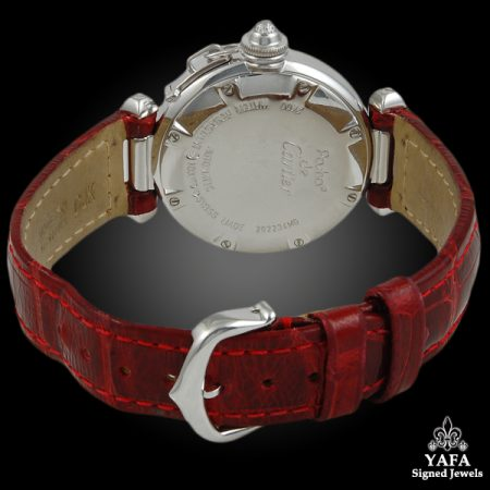 CARTIER Pasha Diamond Watch-view1