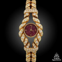 MAUBOUSSIN Diamond Watch