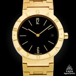 BULGARI Gold Ladies Watch