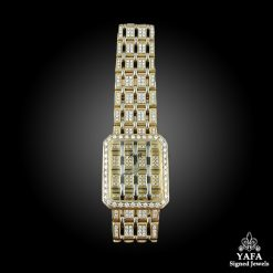 PIAGET Diamond Yellow Gold Watch