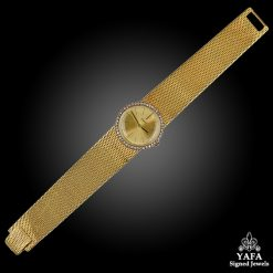 PIAGET 18k Gold Diamond Watch
