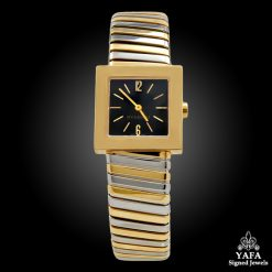 BULGARI 18k Gold Cuff Watch
