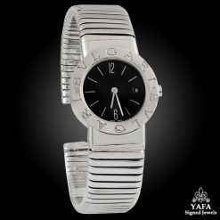 BULGARI Tubogas Cuff Watch