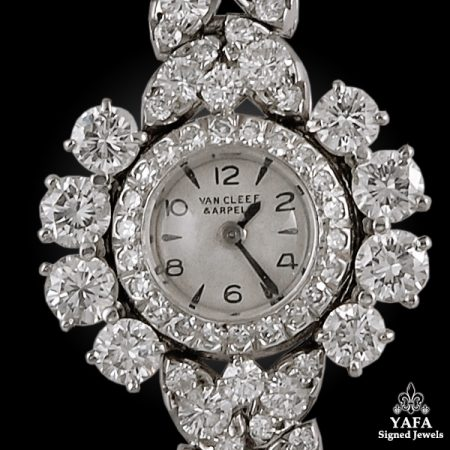 VAN CLEEF & ARPELS Diamond Ladies Watch