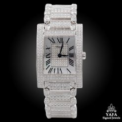 CHOPARD White Gold Diamond Watch