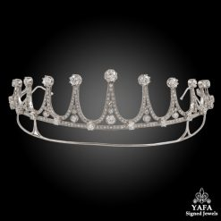 Platinum Diamond Tiara