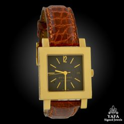 BULGARI Square Face Watch