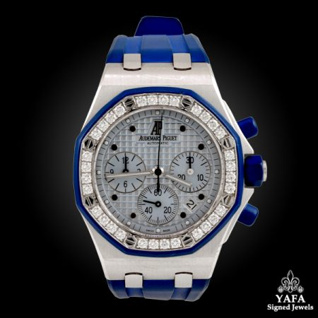 AUDEMARS PIGUET Royal Oak Diamond Watch