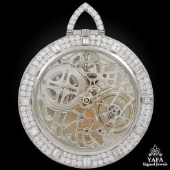 AUDEMARS PIGUET Diamond Pendant Watch
