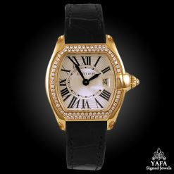 CARTIER Diamond Roadster Watch