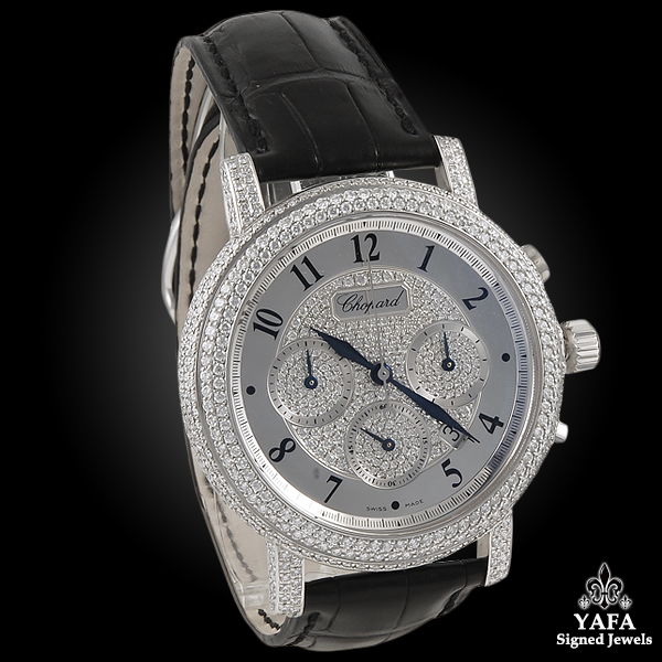 CHOPARD Elton John limited Edition Diamond Watch