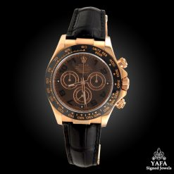 ROLEX Daytona Oyster Rose Gold Watch