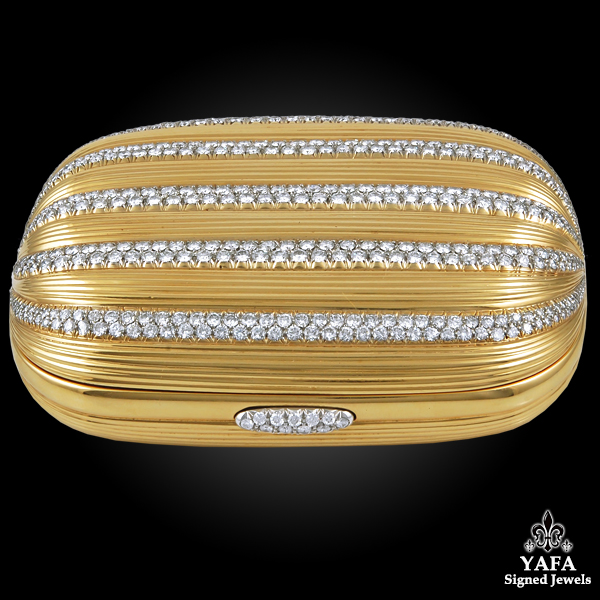 BULGARI Diamond Gold Compact