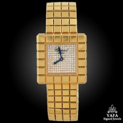 CHOPARD Diamond Ice Cube Watch