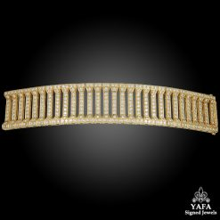 CARTIER Diamond Gold Bracelet