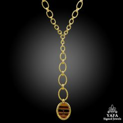 PIAGET 26mm Sautoir Link Necklace Watch
