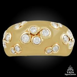 CARTIER 18k Diamond Ring