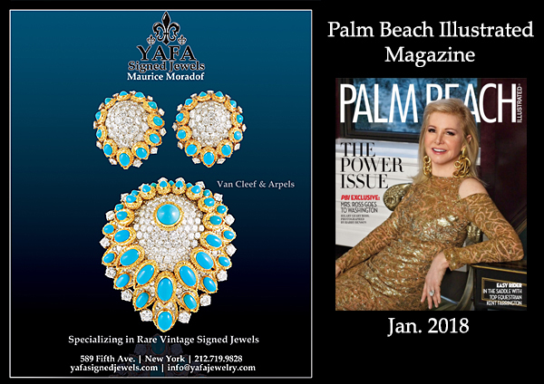 Palm Beach Illustrated Magazine January 2018