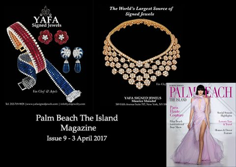 Palm Beach The Island Magazine April 2017