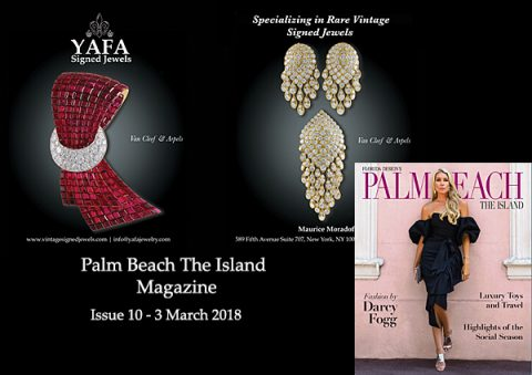 Palm Beach The Island Magazine March 2018