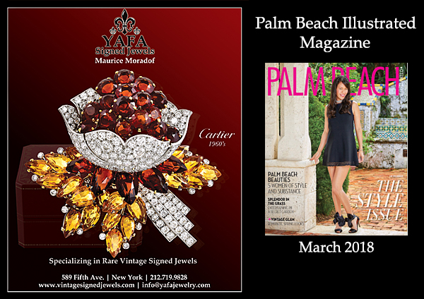 Palm Beach Illustrated Magazine March 2018