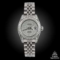 ROLEX Diamond DateJust Ladies Wristwatch