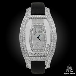CHOPARD Nine Bezel Happy Diamonds Watch