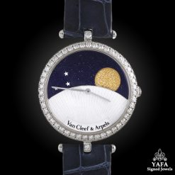 VAN CLEEF & ARPELS Diamond Day & Night Ladies Watch